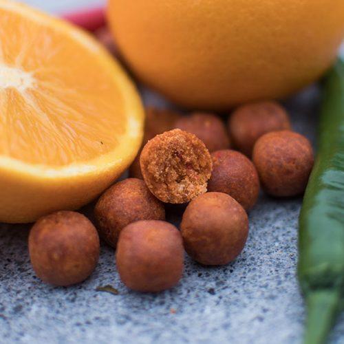 Boilie hot orange